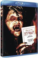 NIGHT OF LOS DEMONIOS (Hal Havins, Alvin Alexis) - BLU-RAY - Sellado Región B