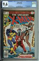 X-Men #124 CGC 9.6 WP