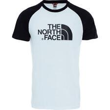 The North Face Raglan Einfach T-Shirt L Weiß/ Weitere Sportarten Bergsteigen & Klettern