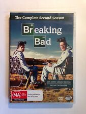 Breaking Bad: The Complete Second Season (DVD, 2009, 4-Disc Set)