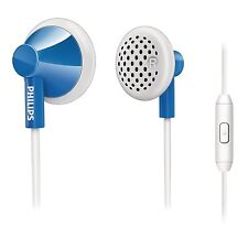 Philips SHE2105BL - Auriculares in-ear, azul            6923410715316