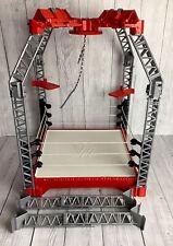 WWE Mattel Create A Superstar Wrestling Ring Playset Bundle