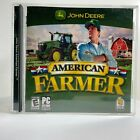 John Deere: American Farmer (2004, Pc Computer Cd-rom) Video Game