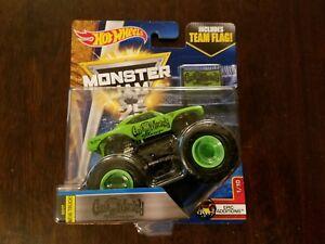 Hot Wheels 2017 Monster Jam 25 Years Gas Monkey Garage 1:64 Epic Additions #1/10