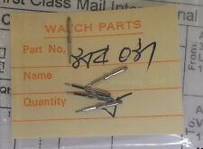 Bag of 5 Genuine NOS Stem for Seiko 7016A, 7018A Mov't, 7016-5029 Chronograph