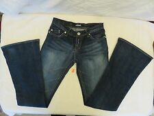 Rock & Republic Women's Sz 27 Jeans ROTH RTHPW Cut# 1171 Distressed Flare USA