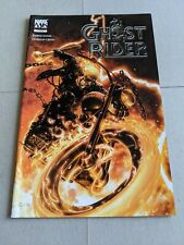 Ghost Rider #1 November 2005 Marvel Comics Garth Ennis Clayton Crain