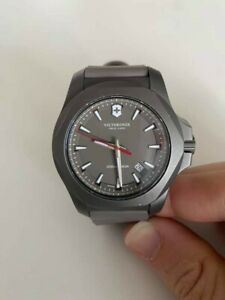 Victorinox INOX Titanium Quartz 43mm Watch