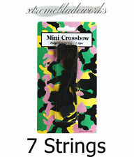 7 Pack of 50lb Crossbow Replacement Strings