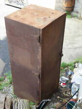 Heavy Steel Upright Cabinet or Horozonal Chest 25 Cubic Ft. Pickup Only