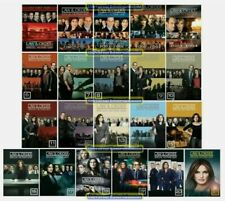 Law and Order  SVU: Complete Series, 1-21  DVD Set, USA SELLER
