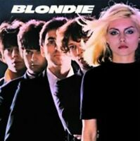 BLONDIE Blondie S/T Self-Titled VINYL LP 180 Gram NEW With Download Voucher