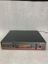Sennheiser Ew100 Em100 G3 True Diversity Wireless Receiver Range B 626-662 Mhz
