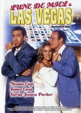 Lune de Miel à Las Vegas (Sarah Jessica Parker) DVD Neuf sous blister