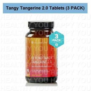 Beyond Tangy Tangerine Tablets 2.0 (3 PACK) Youngevity BTT