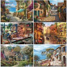 Jigsaw Puzzle 1000 Pieces Cartoon Landscapes Animals Flowers Venice City Puzzle