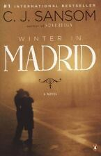 Winter in Madrid by C. J. Sansom (2009, Paperback)