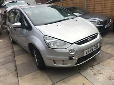FORD S-MAX 1.8 TDCI TURBO BREAKING PAINT CODE ON PICTURES
