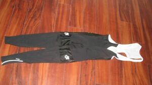 Champion sys system mens thermal bib tights cycling bike & hike black large