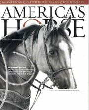 America's Horse Magazine Aug 2012 Quarter Horse AQHA Horseman Tom Dorrance