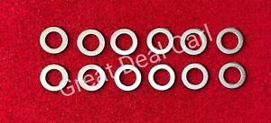 Detroit Diesel 71, 92 Fuel Connector Washers 5125108 Set Of 12