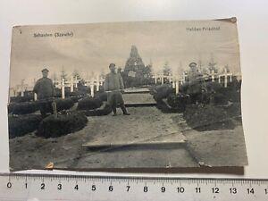 AK 1916 Kriegslazarett 124, Krankenhaus 8. Armee, Schaulen, Šiauliai Litauen