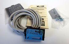 SICK Photoelectric Reflex,polarized cable WL160-N142,2m range,vertical housing