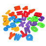 36x Toddler A-Z 0-9 Foam Letters Numbers Floating Baby Kids Bath Stick Fun Toys