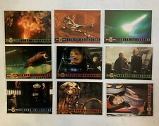 Babylon 5 1996 Skybox Creator Collection Trading Cards 1-7,9&10 ShopTradingCard