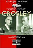 Crosley: Two Brothers and a Business Empire That Transforme... by McClure, Rusty