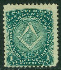 USA : 1964. Scott #RO61b Fresh & Very Fine. Catalog $110.00.