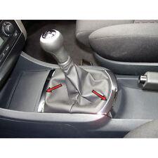Seat Ibiza Cordoba 6L Schaltkulisse CHROM GLANZ Dekor Blenden für Schaltknauf