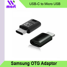 Samsung Type C To Micro USB OTG Adapter Converter For Android Mobile Tablet