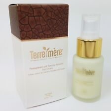 Terre Mere Pomegranate Primrose Eye Cream 1oz Anti-Aging Hyaluronic Acid Formula