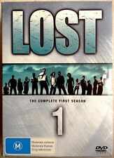 LOST: The Complete FIRST Season [1] (7-Disc DVD Box Set) Region 4 PAL -LIKE NEW-