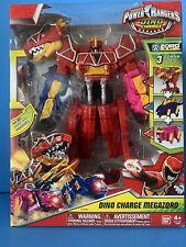 Bandai America Power Rangers Dino Charge Megazord Complete New With Box
