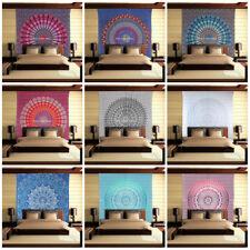 Hippie Bohemian Mandala Wandbehang Tapisserie Indische Dekorative Bettwäsche