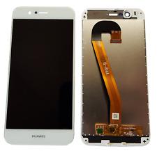 Huawei Nova 2 Weiß - LCD Display Touch Glas Rahmen