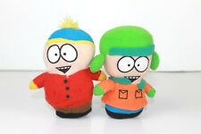 "South Park Plush Stuffed Toy - Kyle Broflovski, Eric Cartman 5"" Comedy Central"