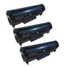 Reman Toner Cartridge for Canon 104 use in Canon imageClass MF4150 (3 Black)