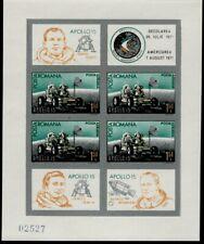 MiNr. 2970 (Block 89) Rumänien Apollo 15 postfrisch / MNH / **