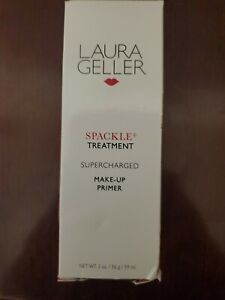 Laura Geller Spackle Treatment Supercharged Make-Up Primer New in Box