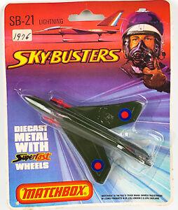 Matchbox 1976 SB-21 Lightning Sky Busters