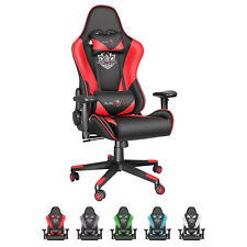 Computer Gaming Chair High Back Racing Style Recliner Seat Swivel Office Chair