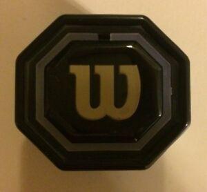 NEW Wilson Butt End Cap Buttcap 4 1/2  Tennis Gold With Trap Door