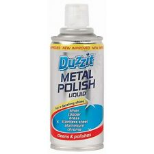 DUZZIT METAL POLISH CLEANER DAZZLING SHINE BRASS STAINLESS STILL CHROME 00150