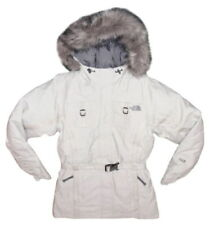 North Face Arctic Parka XSmall 0 2 Ivory Womens Short Vintage Sealed Seams NWOT