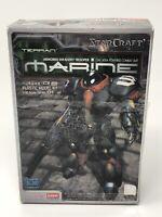 Academy Model Kit 1/30 StarCraft Terran Marine Posable Model Kit Blizzard