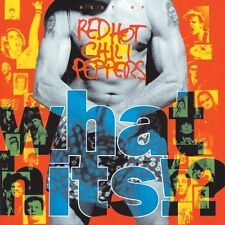Red Hot Chilie Peppers-What Hits?! BEST CD NUOVO