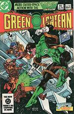 GREEN LANTERN # 168 - RING OF ENDLESS MIGHT ( KANE COVER - SCARCE 1983 )